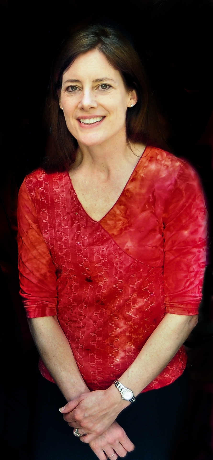 Photo of author Tina Kelly