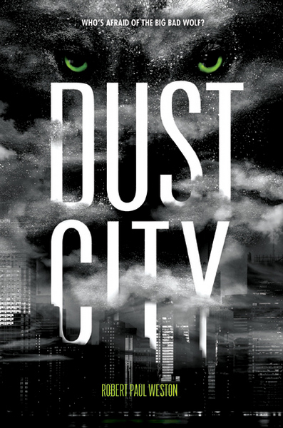 Dust City book cover