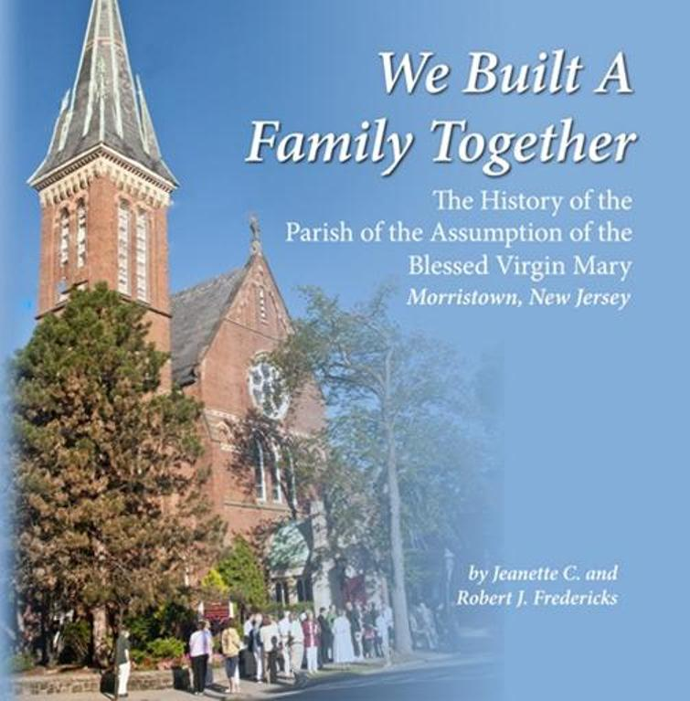 Book Cover for We Built a Family Together