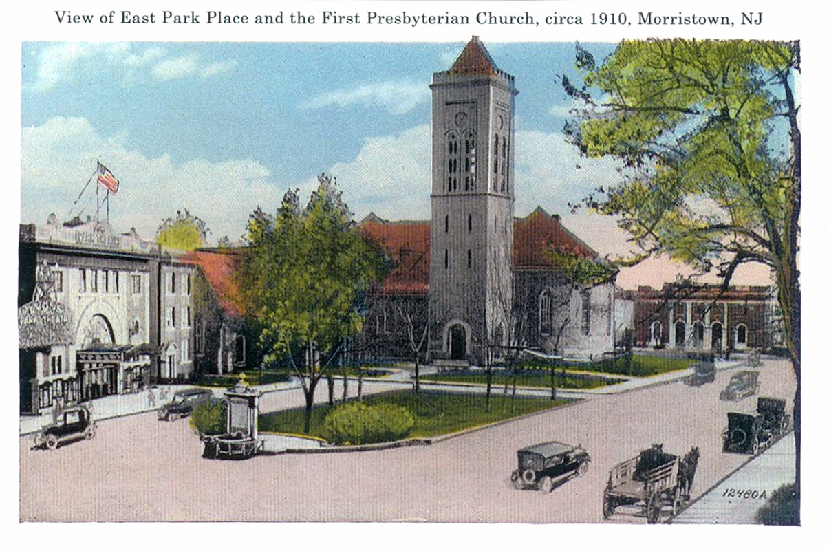 James Park and Presbyterian Church