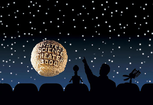 Mystery Science Theater Logo