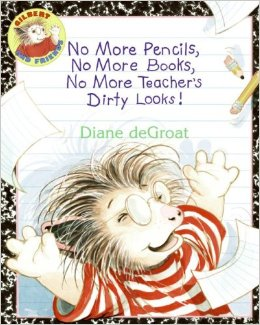 No more pencils, no more books