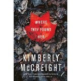 Book Cover for Where They Found Her