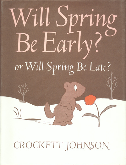 will spring be early? will spring be late?