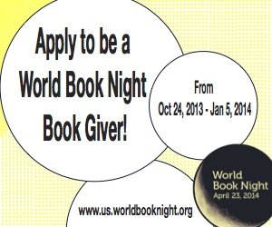 Apply to be a book giver