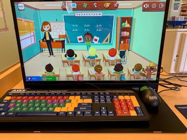 AWE Learning Station