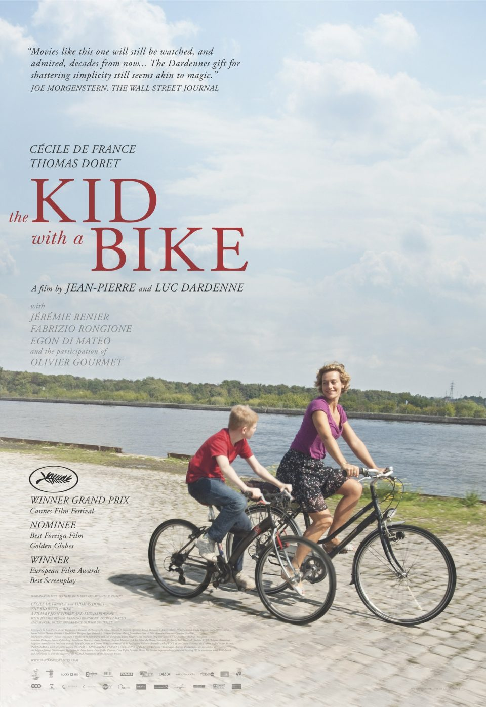 """Foreign Cinema Series: """"The Kid With a Bike"""" (Belgium, 2011; PG-13)"""