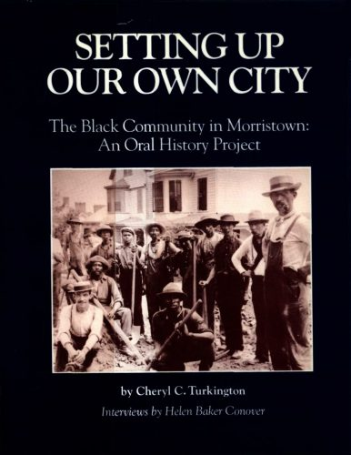 "Book cover of ""Setting up Our Own City"" by Cheryl C. Turkington"
