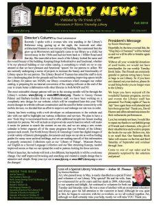 thumbnail of Fall 2019 Library News COLOR
