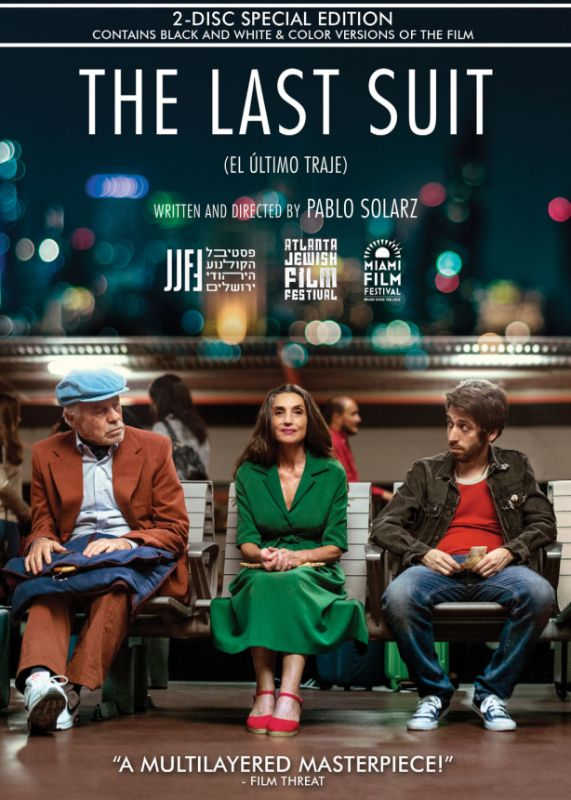Foreign Cinema Series: The Last Suit (Argentina/Poland, 2017; Not Rated)