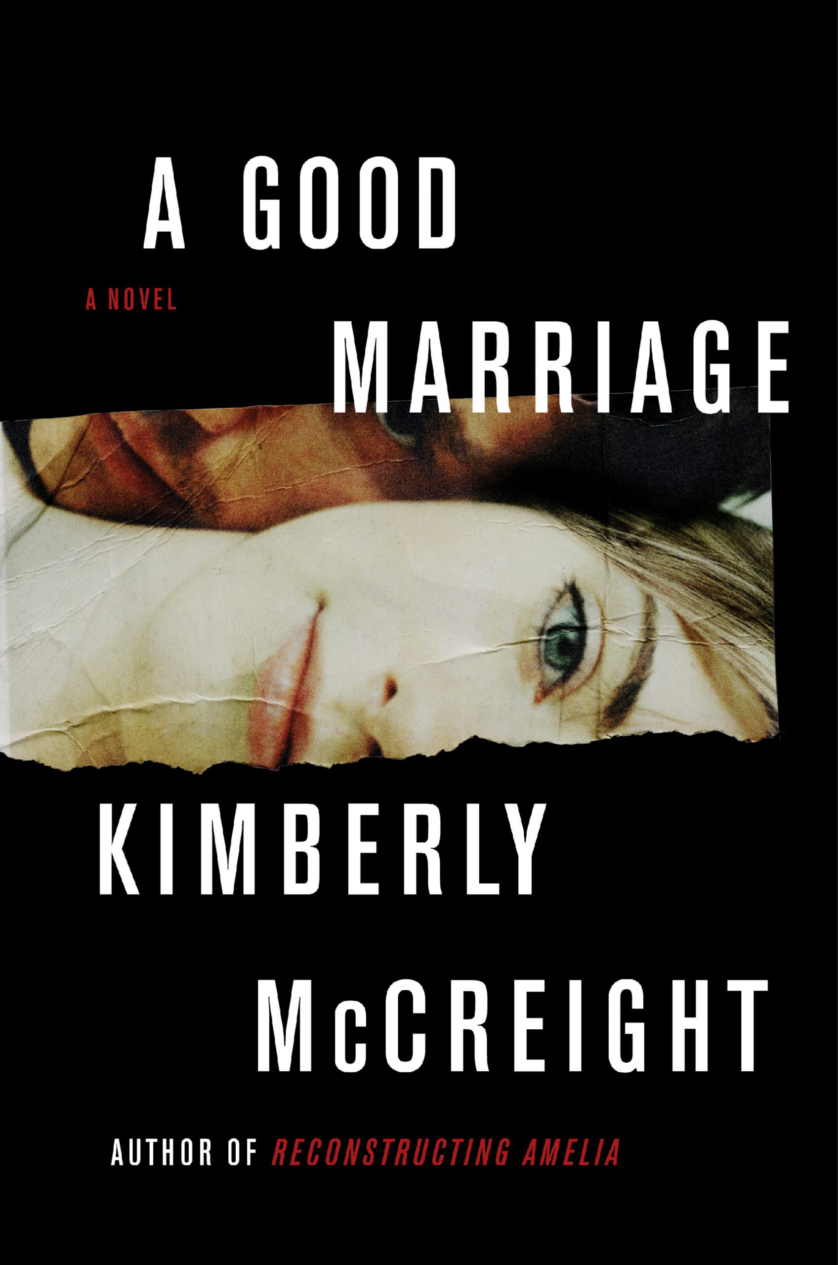 "Author Talk: ""A Good Marriage"" by Kimberly McCreight"