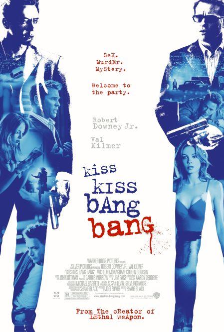 "Film Series: Film Noir Modern ""Kiss Kiss Bang Bang"" (2005)"