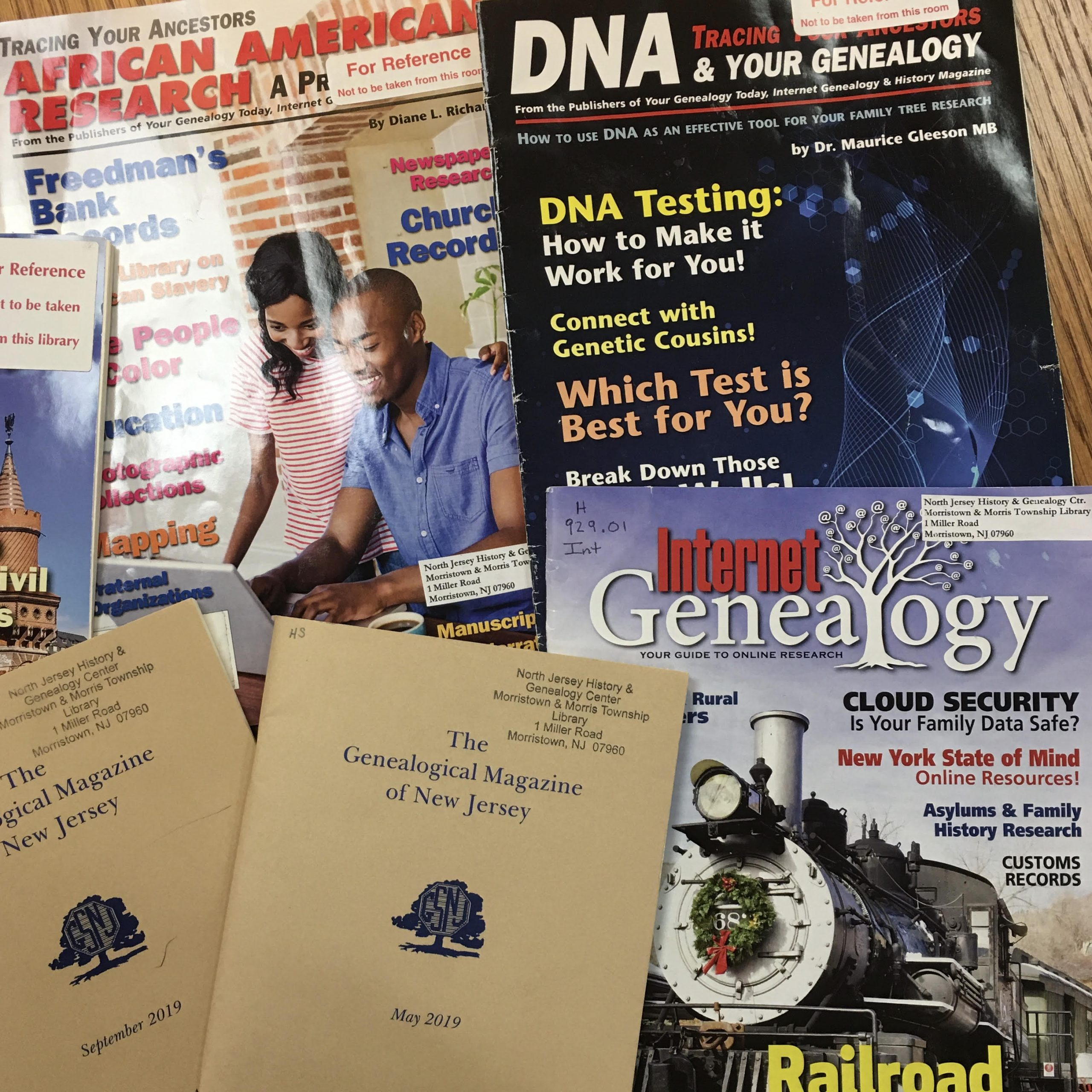 Genealogy Workshop Series: Using Periodicals in Genealogical Research