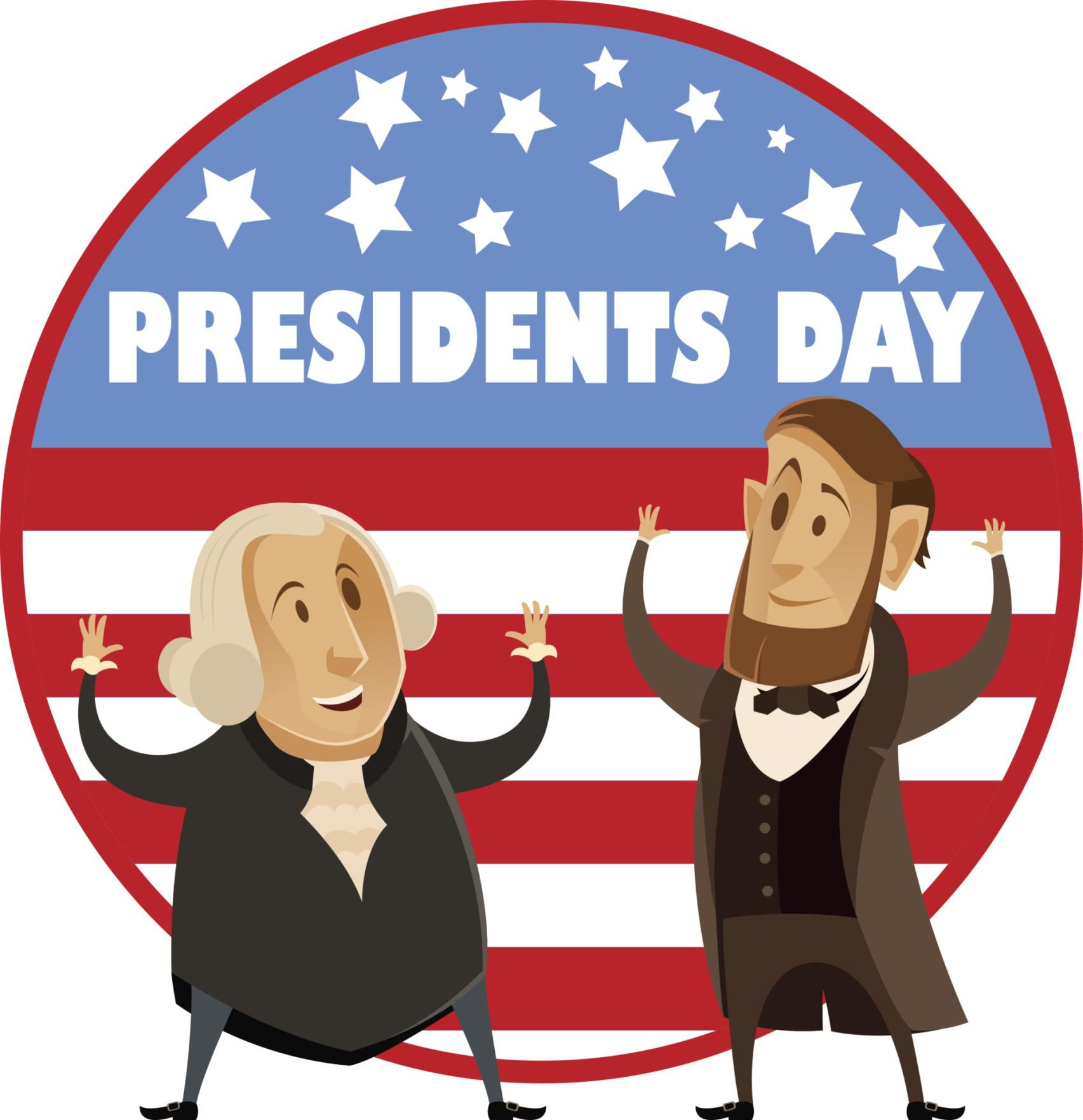 Presidents Scavenger Hunt