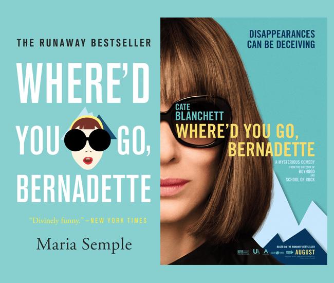 "Midday Matinee: ""Where'd You Go Bernadette?"""