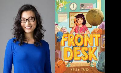 Kelly Yang writing class graphic