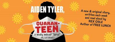 Quaran-teen Webcast graphic
