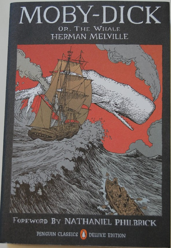 "Virtual Classics Book Club: ""Moby-Dick"""