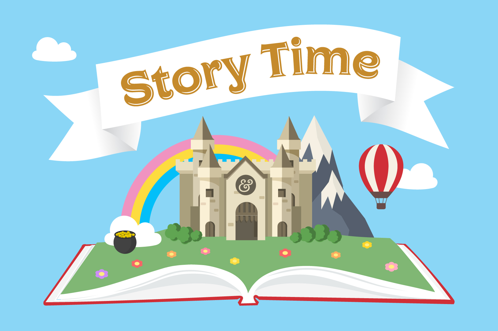 Online Story Time: Cats