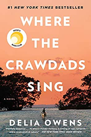 "Virtual Morning Book Club: ""Where the Crawdads Sing"""