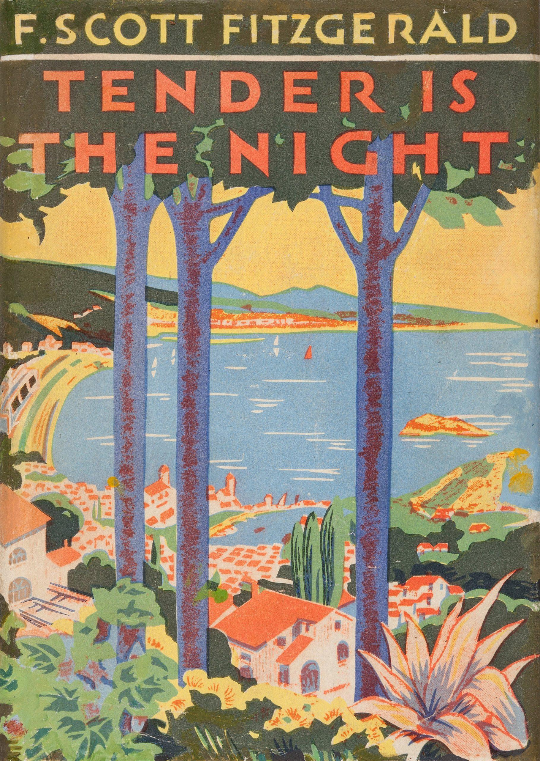 "Virtual Classics Book Club: ""Tender is the Night"""