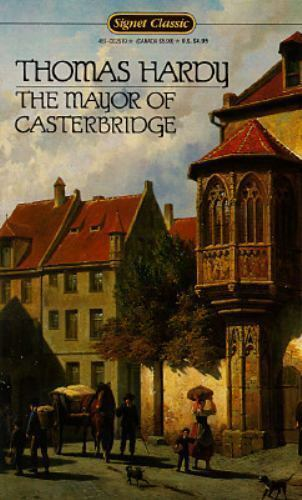 "Virtual Classics Book Club: ""The Mayor of Casterbridge"""