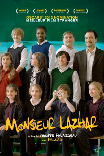 "Foreign Film Lovers Club: ""Monsieur Lazhar"""