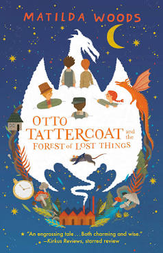 Book of the Day: Otto Tattercoat and the Forest of Lost Things