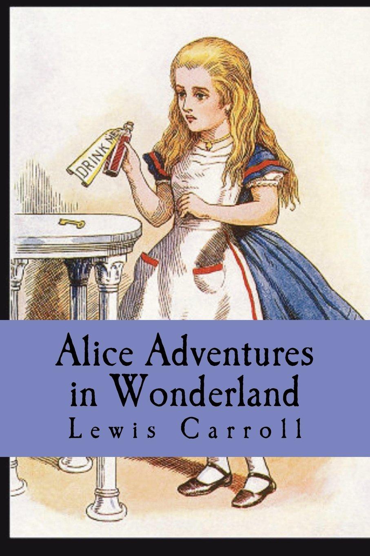 """Virtual Classics Book Club: """"Alice's Adventures in Wonderland"""""""