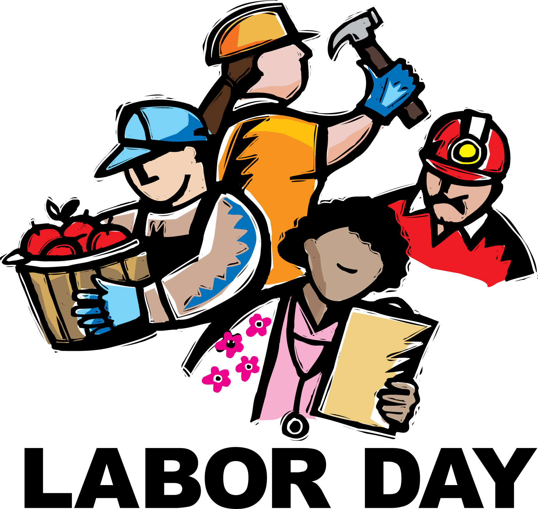 Closed for Labor Day & Labor Day Weekend