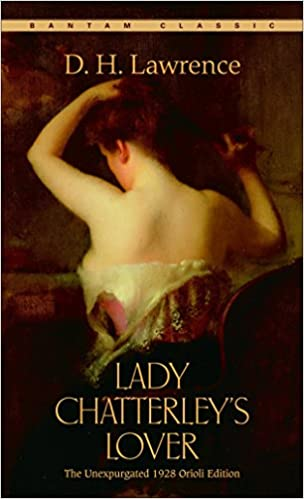 """Virtual Classics Book Club: """"Lady Chatterley's Lover"""""""