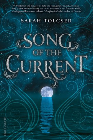 Virtual Teen Book Club - 'Song of the Current' by Sarah Tolcser