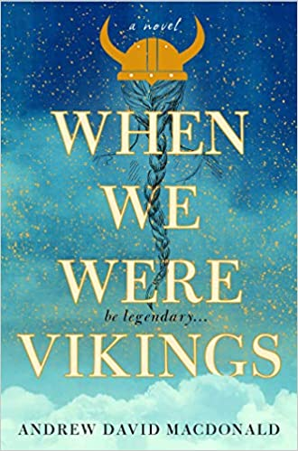 "Virtual Morning Book Club: ""When We Were Vikings"""