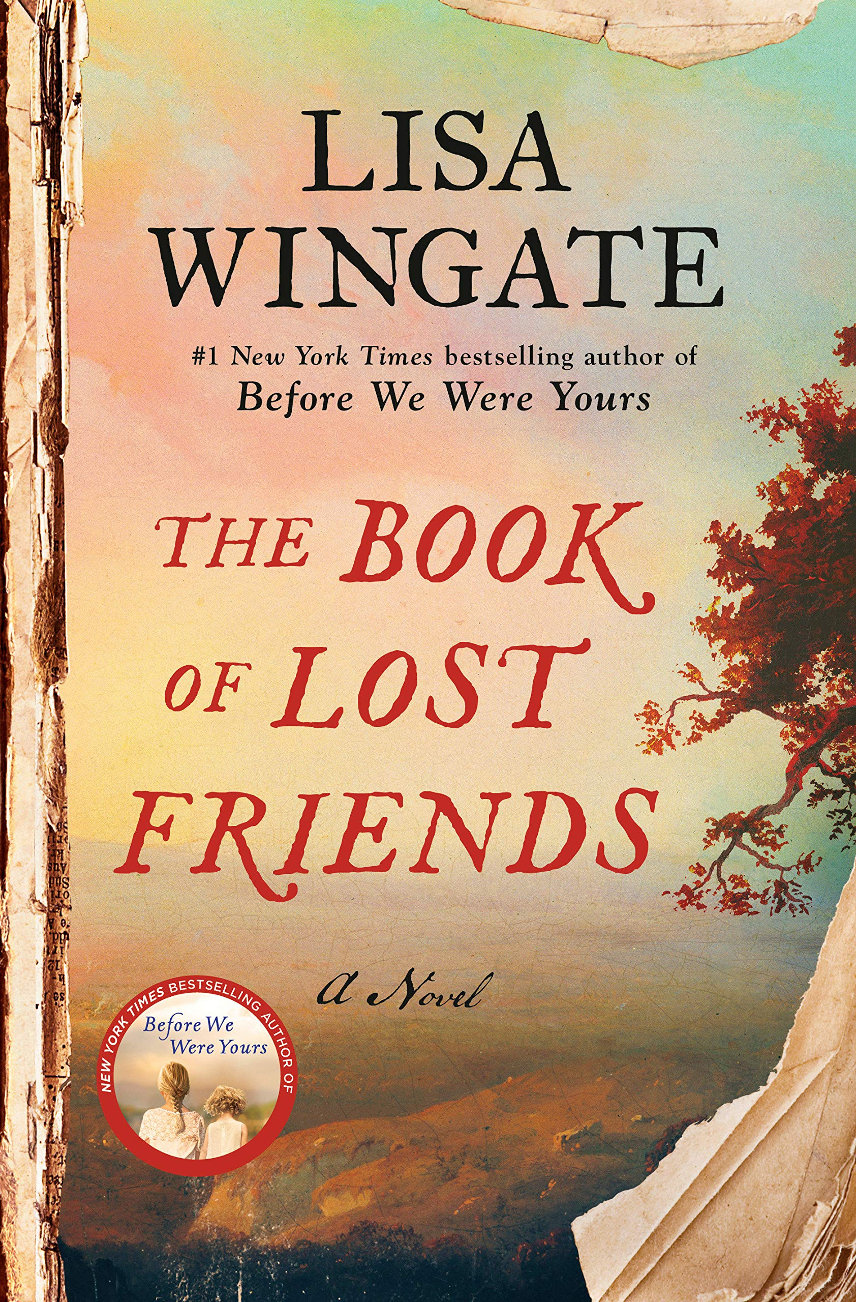 """Virtual Morning Book Club: """"The Book of Lost Friends"""""""