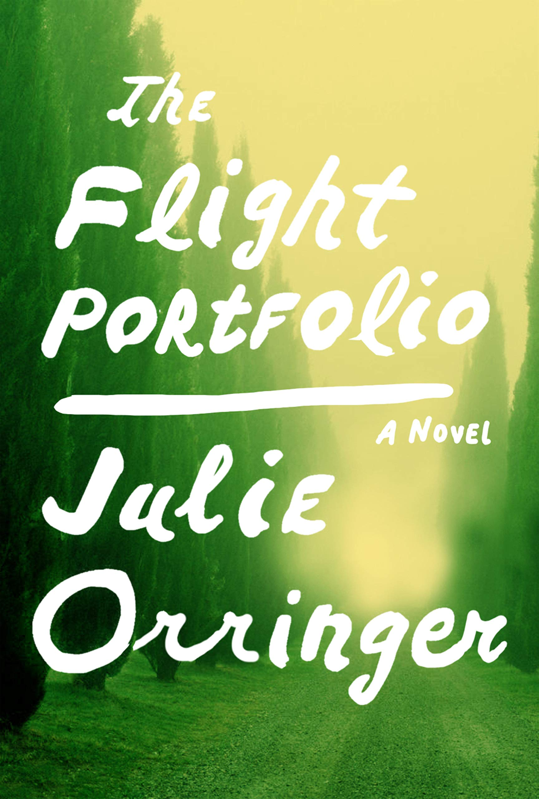 "Virtual Evening Book Club: ""The Flight Portfolio"""