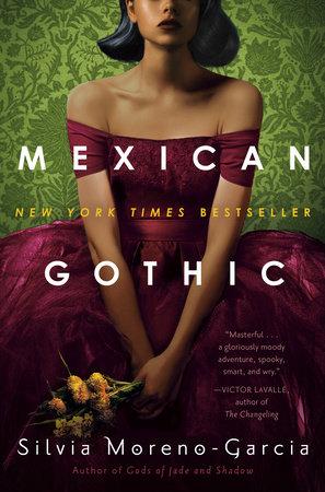 """Virtual Evening Book Club: """"Mexican Gothic"""""""