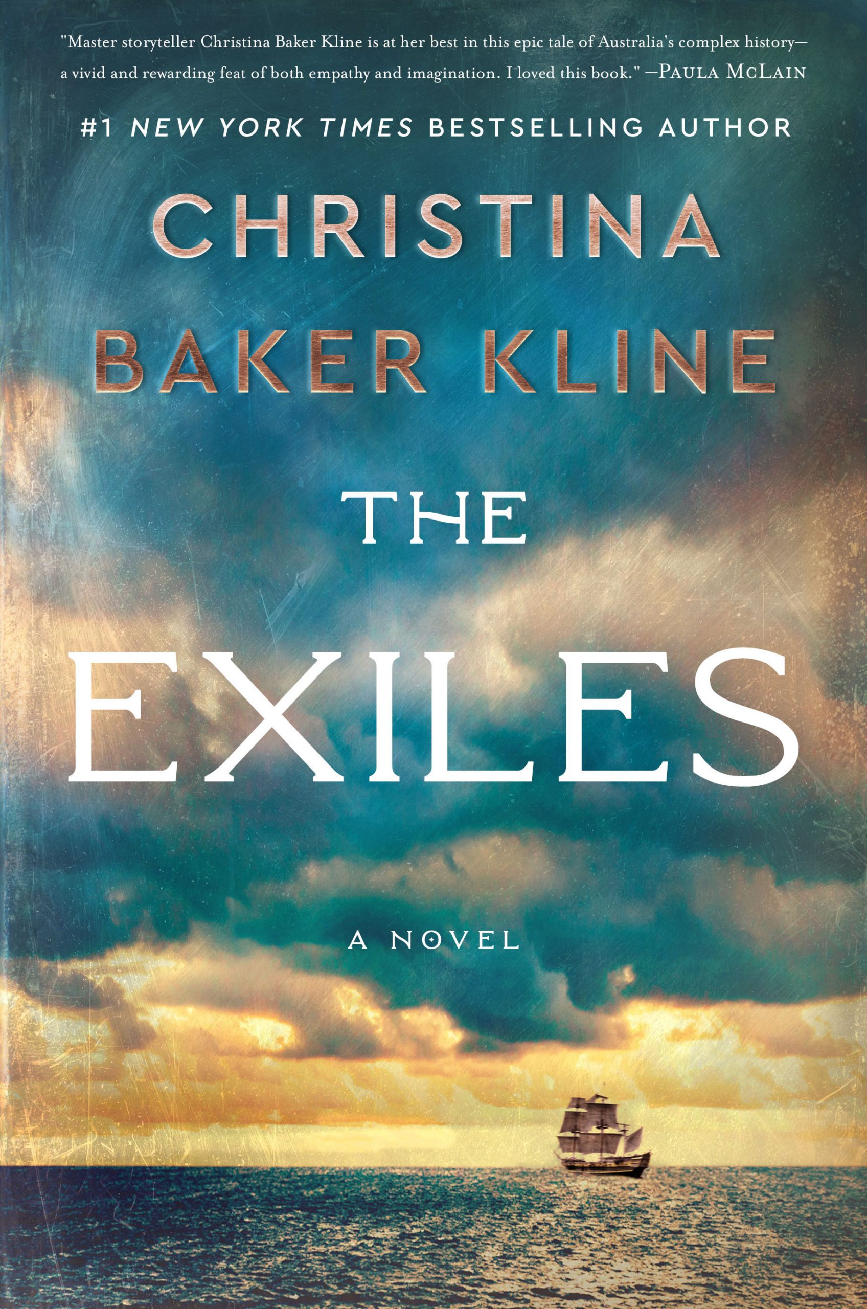"Virtual Evening Book Club: ""The Exiles"""