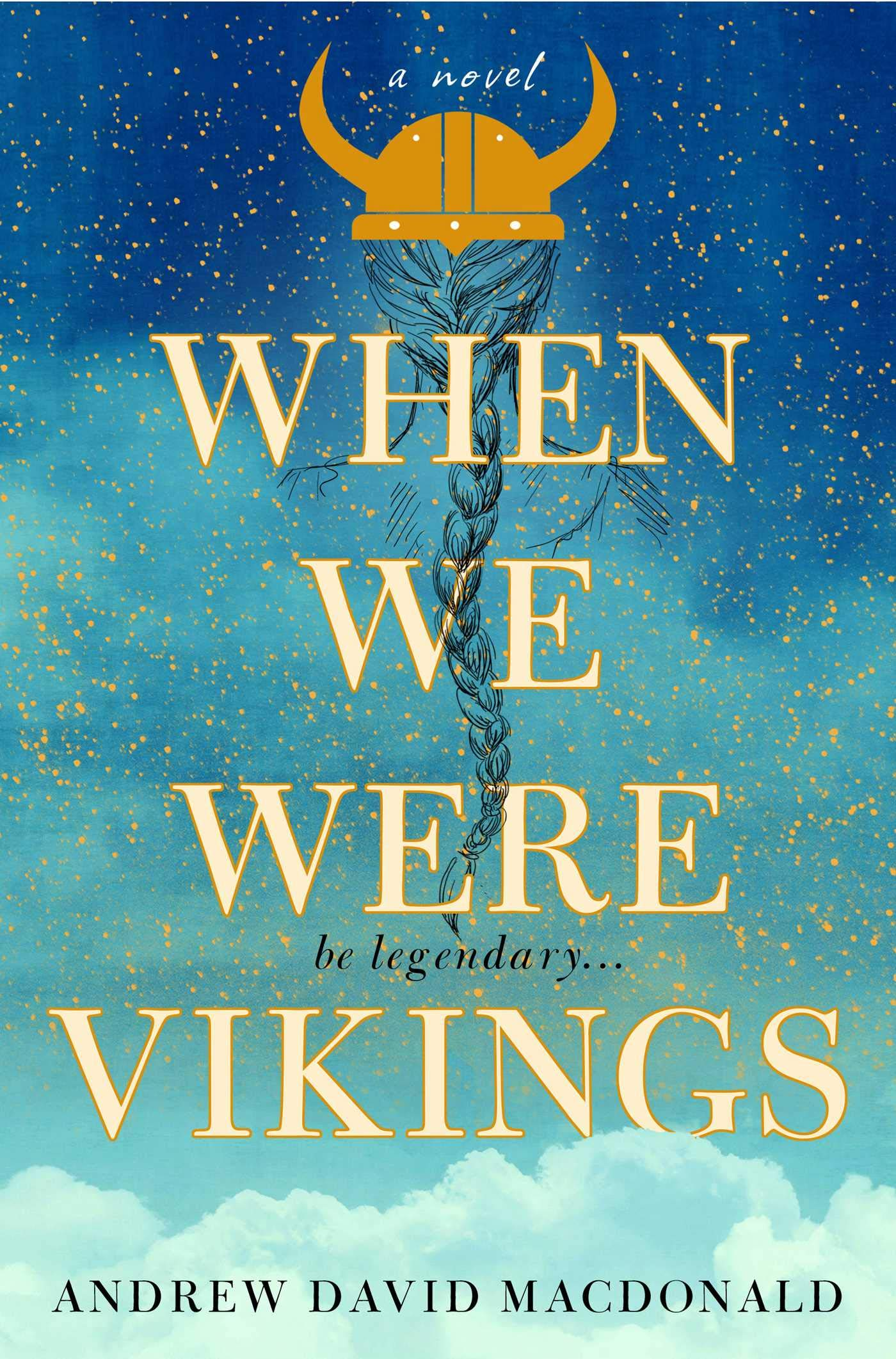 "Virtual Evening Book Club: ""When We Were Vikings"""