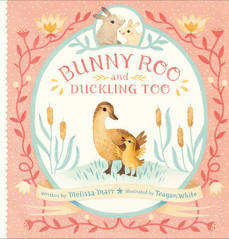 Book of the Day: Bunny Roo and the Duckling Too
