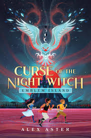 Book of the Day: Curse of the Night Witch