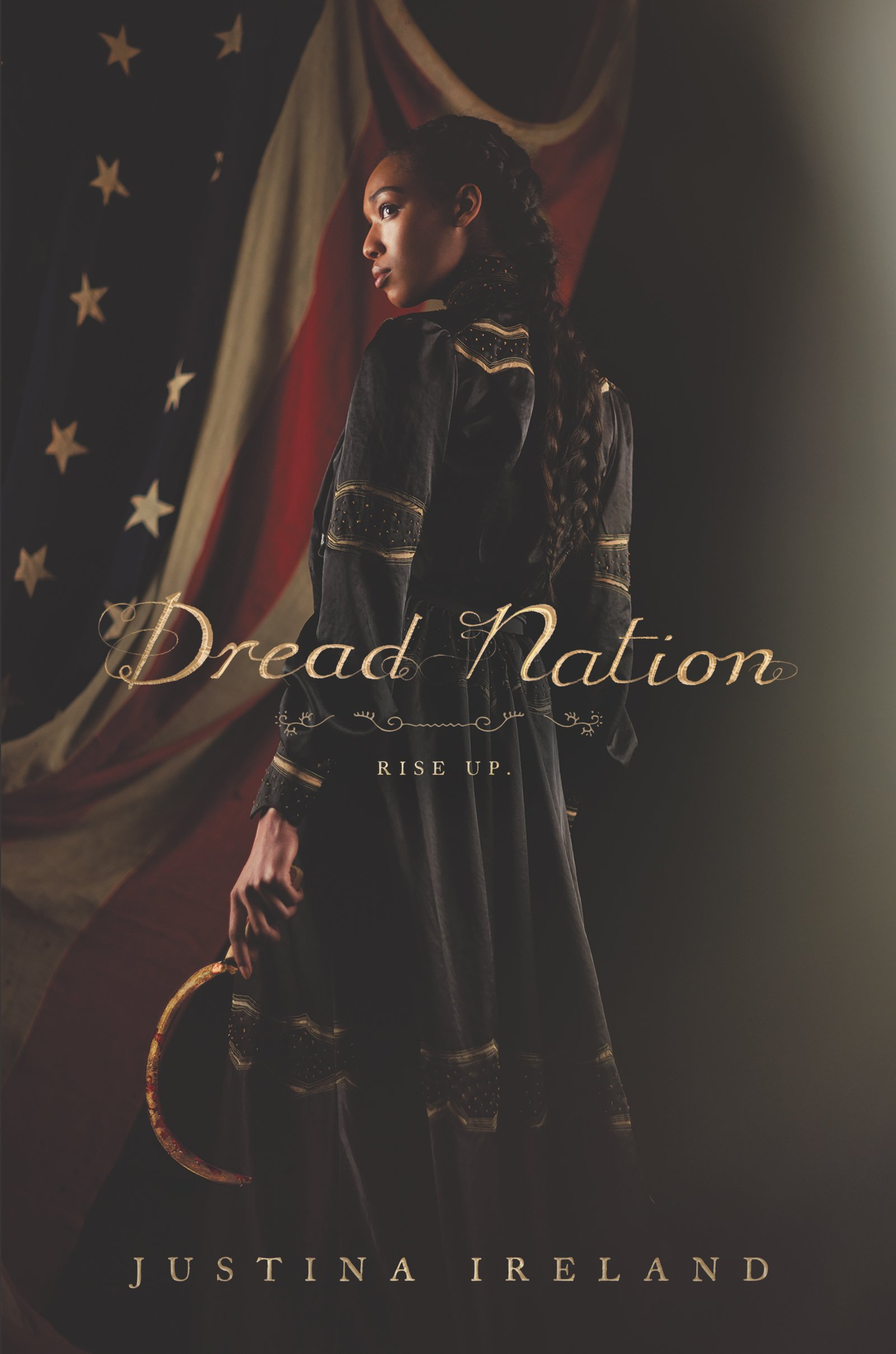 Virtual Teen Book Club - 'Dread Nation' by Justina Ireland
