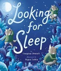 Book of the Day: Looking for Sleep