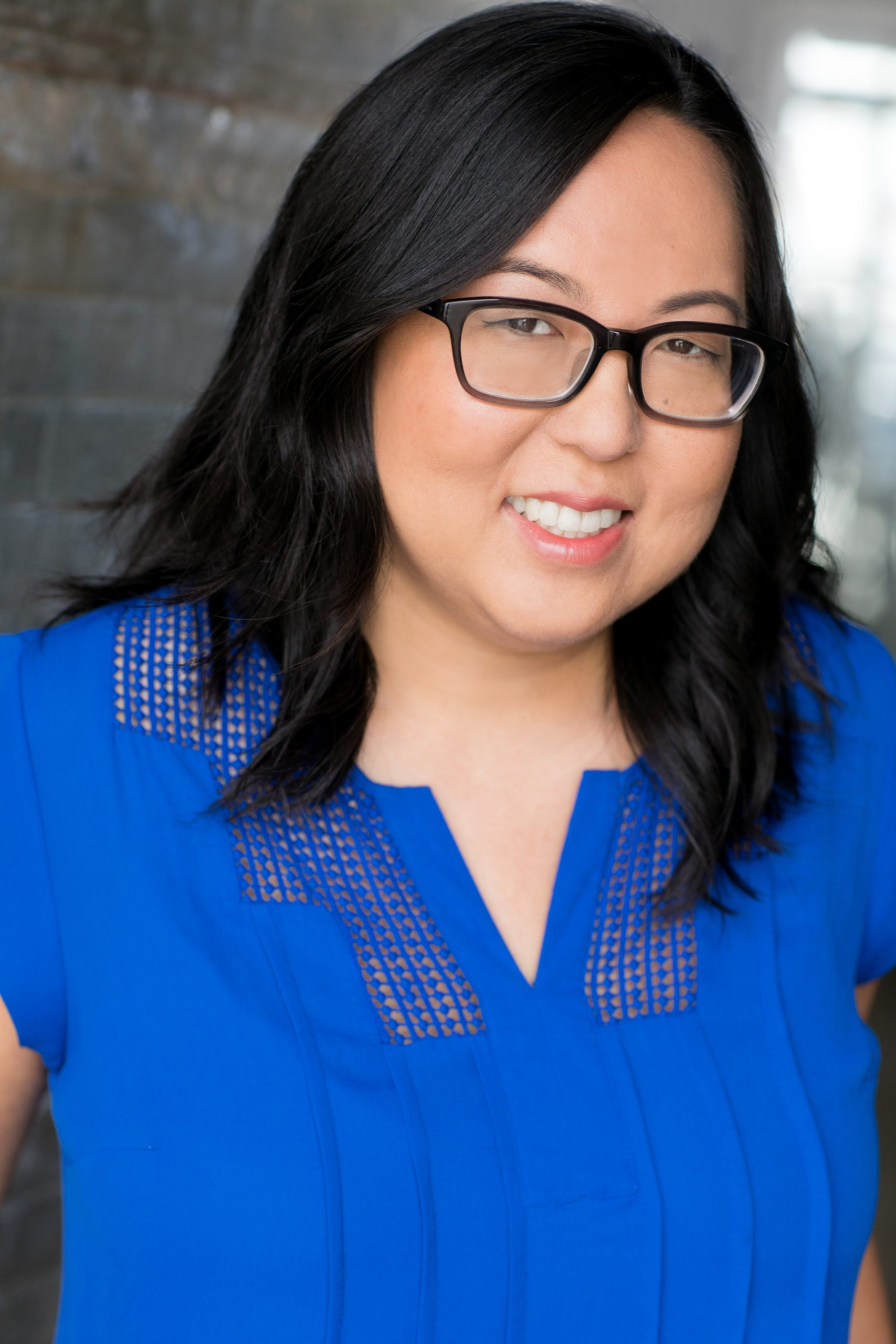 Suzanne Park author headshot