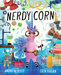 Book of the Day: Nerdy Corn