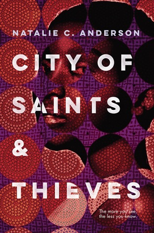 Summer Book Club (10th-12th Grade) - 'City of Saints & Thieves' by Natalie C. Anderson
