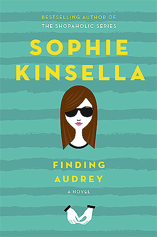 [FULL] Summer Book Club (7th-9th Grade) - 'Finding Audrey' by Sophie Kinsella