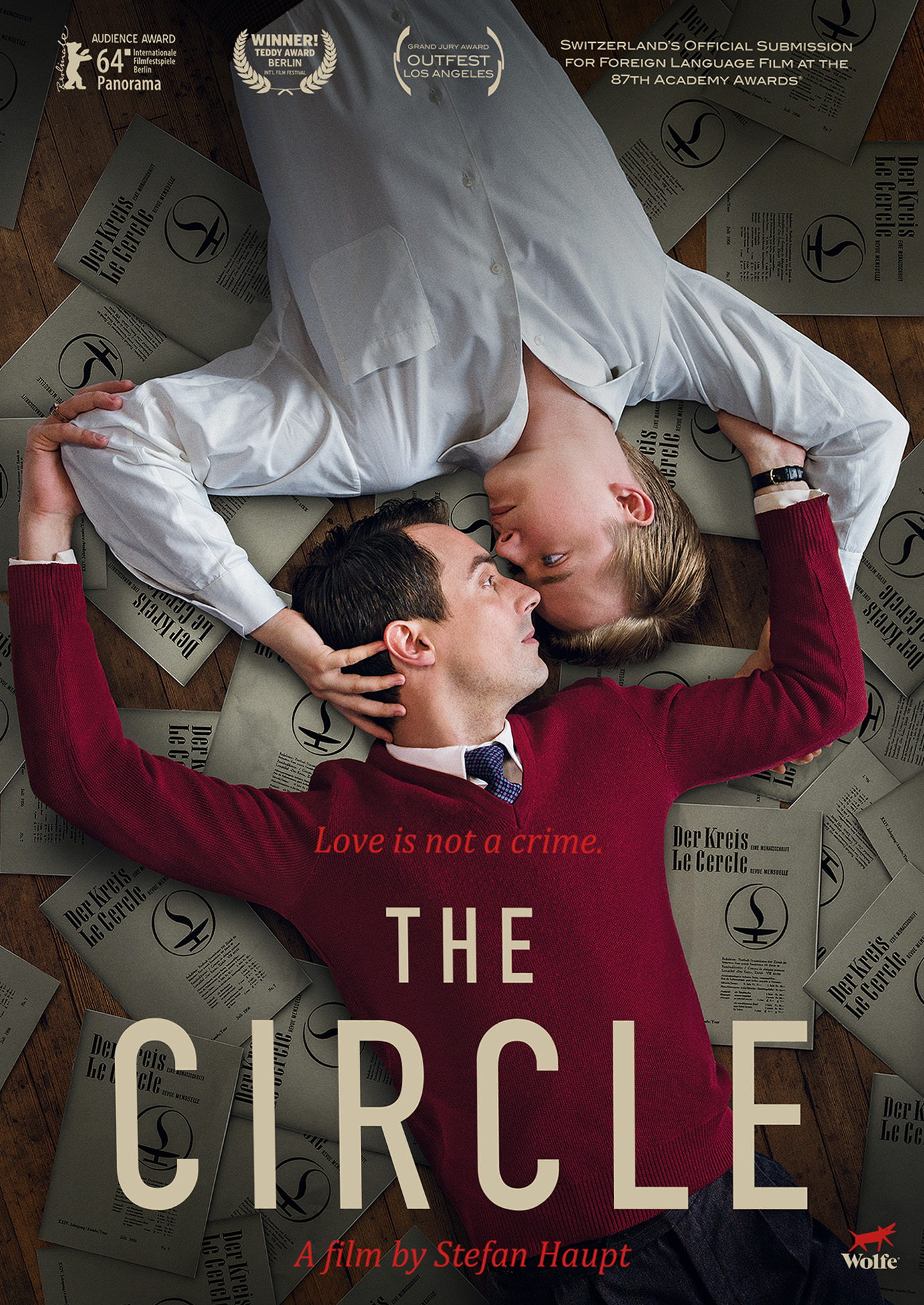 """Real-to-Reel: """"The Circle"""""""