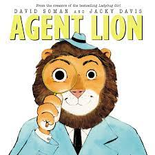 Book of the Day: Agent Lion