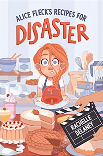 Book of the Day: Alice Fleck's Recipes for Disaster