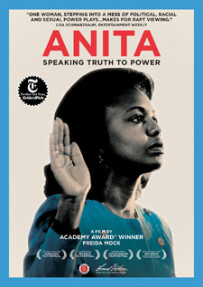 """Real-to-Reel: A Documentary Film Club: """"Anita: Speaking Truth to Power"""""""